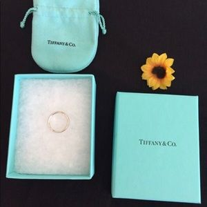✨Tiffany & Co. Elsa Peretti ring size 6